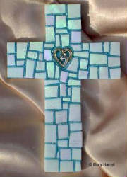 Mosaic Cross ~ I'll Hold You In Heaven