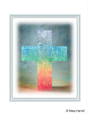 Mosaic Notecard ~ Everlasting Covenant
