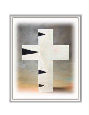 Mosaic Notecard ~ Your Sins Forgiven