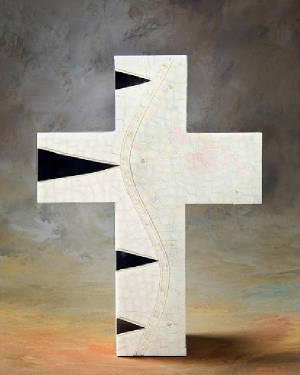 Mosaic Cross ~ Your Sins Forgiven